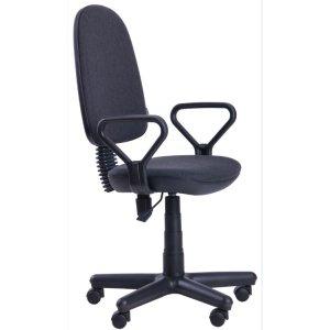 Кресло операторское AMF Комфорт Нью Пластик ткань А