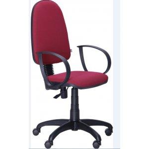 Кресло операторское AMF Престиж Люкс Пластик ткань А