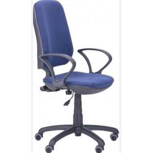 Кресло операторское AMF Регби Пластик ткань квадро