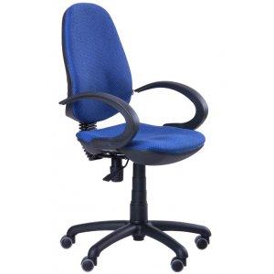 Кресло операторское AMF Спринт Пластик ткань квадро