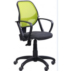 Кресло операторское AMF Бит Пластик сетка