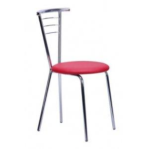 Кухонный стул AMF Бонус Хром кожзам неаполь