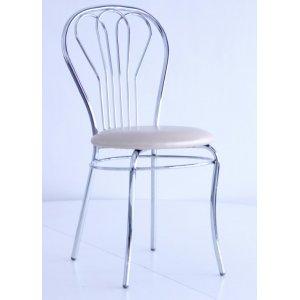 Кухонный стул AMF Вена Хром кожзам неаполь