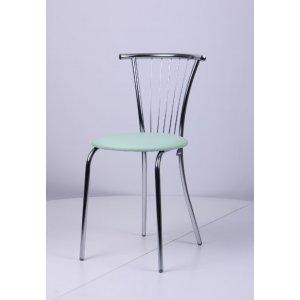 Кухонный стул AMF Мартин Хром кожзам неаполь