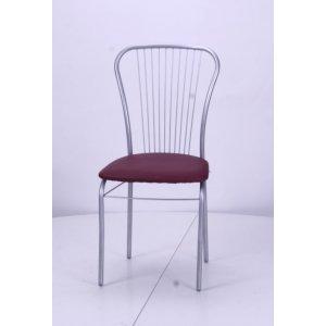 Кухонный стул AMF Цезарь Хром кожзам неаполь