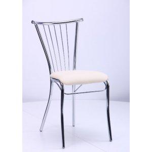 Кухонный стул AMF Эмили Хром кожзам мадрас