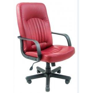 Кресло руководителя Ричман Фиджи Пластик кожзам скаден