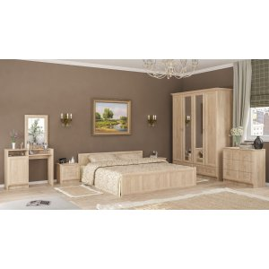 Мебель Сервис Соната прикроватка 2шт.